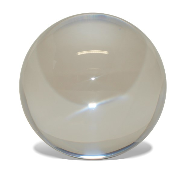 Clear contact juggling balls 60MM 120MM Ball 3